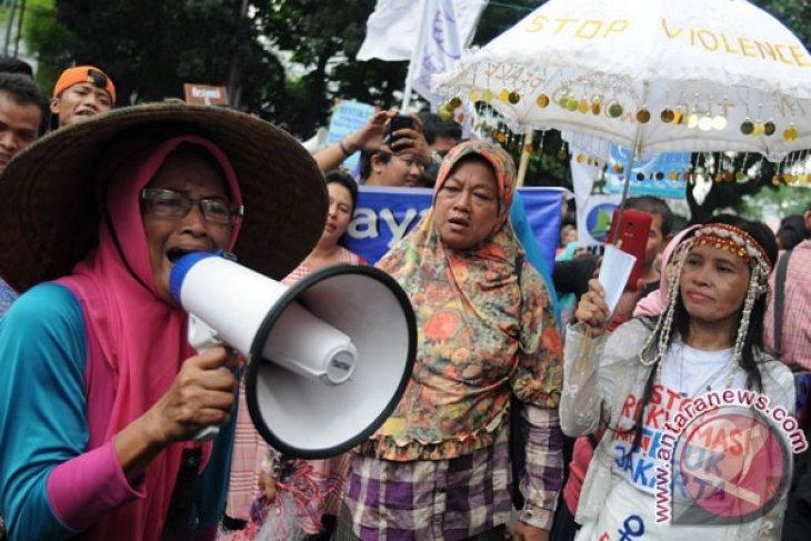 Empat kali nelayan Jakarta demo tolak zonasi wilayah pesisir, belum ditanggapi gubernur