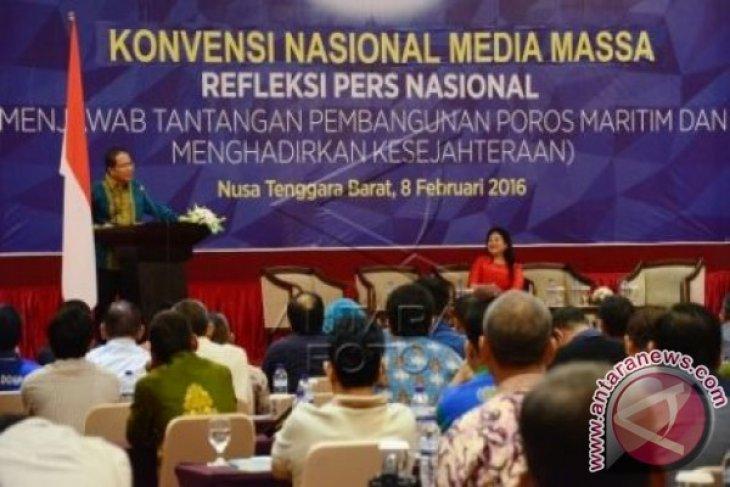 Hoaks marak akibat media partisan
