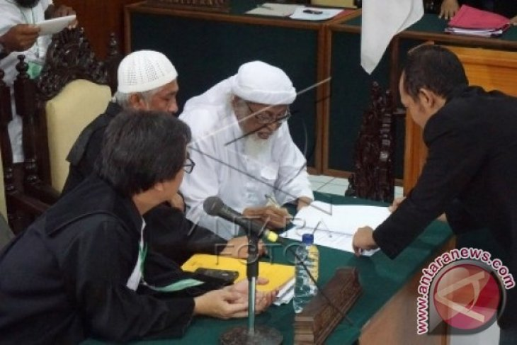 Sidang PK Abu Bakar Ba'asyir