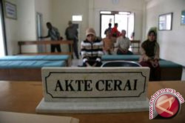 Pengadilan agama Jambi kabulkan 1.087 gugatan cerai