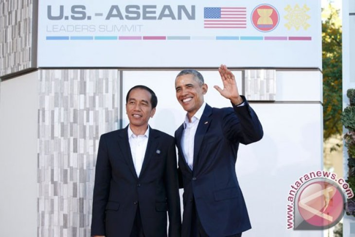 President Jokowi lauds Indonesian security personnel