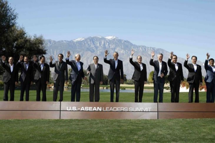 ASEAN-US Summit ends with Sunnylands Declaration