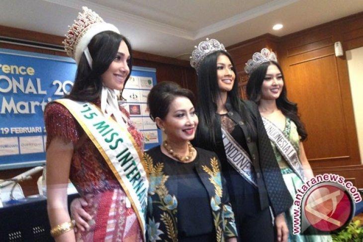 Finalis Sulawesi Utara Juarai Puteri Indonesia 2016
