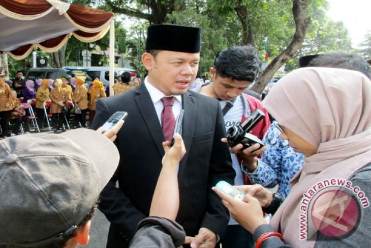 Wali Kota Bogor dan Wartawan