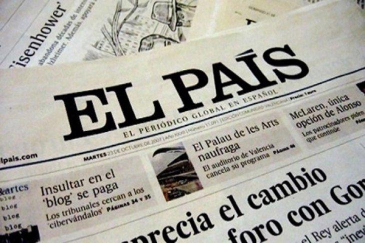 El Pais, Spain`s best-selling neewspaper, hints may end print edition