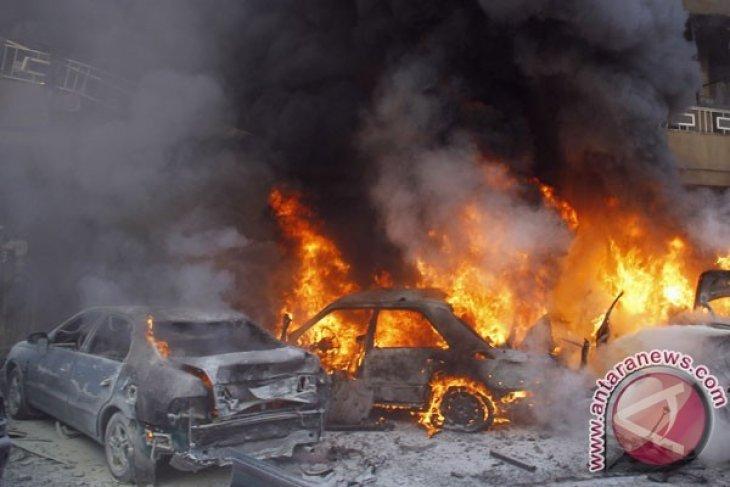 Ledakan besar terjadi di ibu kota Lebanon