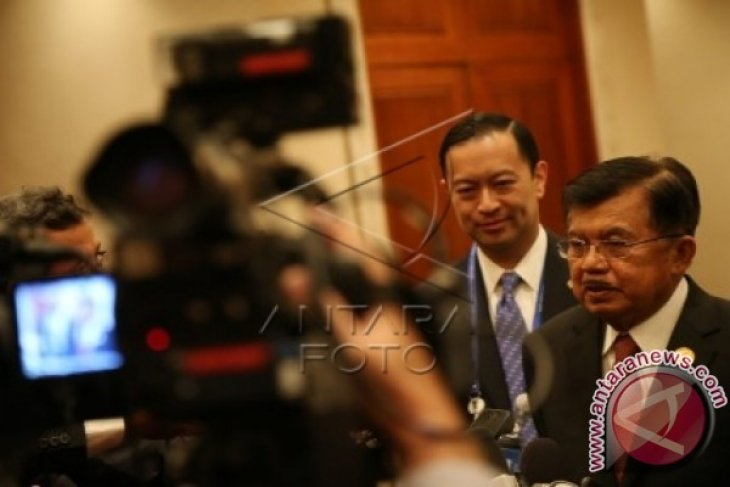 Wapres Jusuf Kalla Bertemu Presiden Mongolia