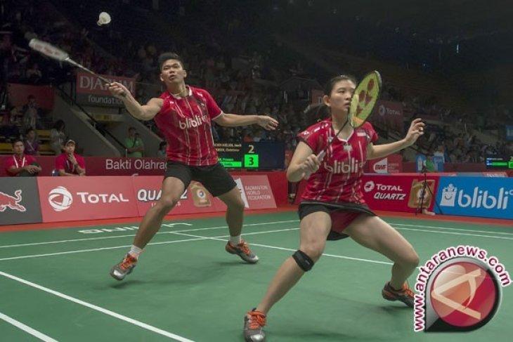 Praveen dan Debby ke Final Australia Terbuka