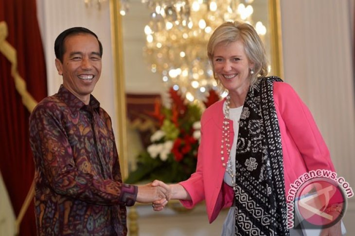 Indonesia, Belgium to intensify cooperation in various fields  by otniel tami - (d)