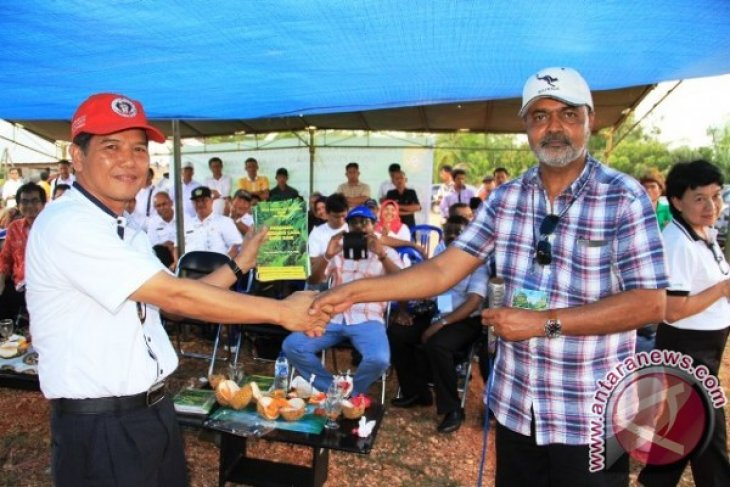 Enam Negara IPC Tinjau Perkebunan Lada Kutai Kartanegara