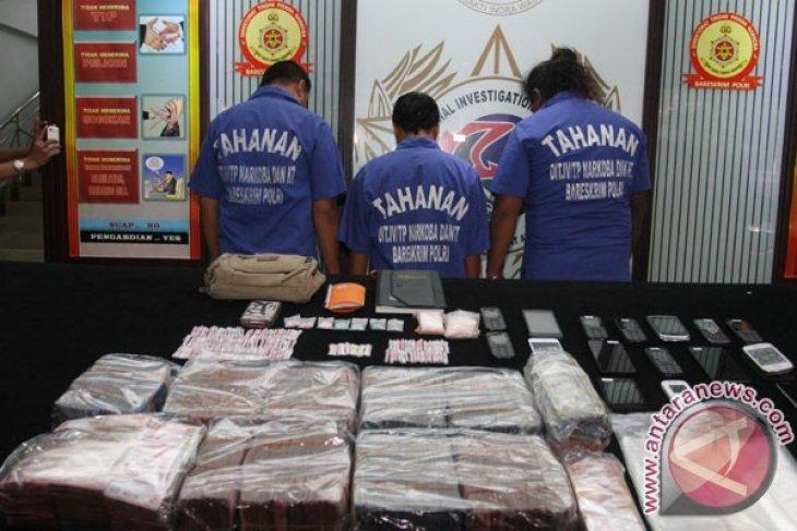 Pengedar 63,58 gram shabu divonis 11 tahun