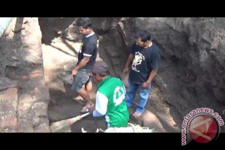 Arkeolog Lakukan Penelitian di Situs Ngurawan Madiun