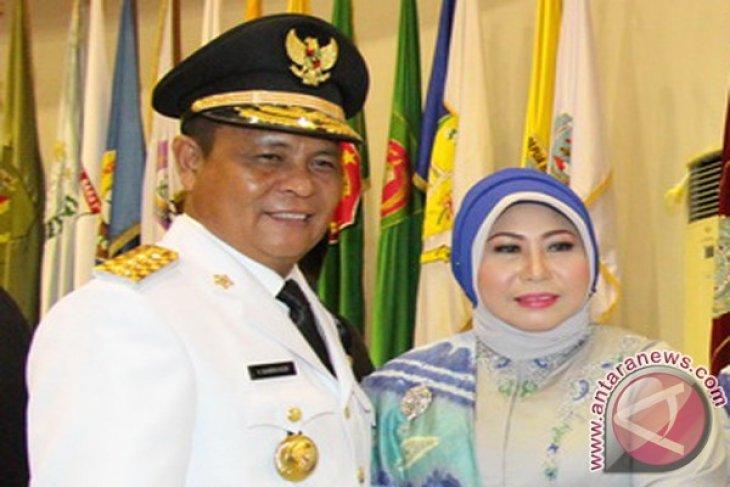 Gubernur Kalsel Ajukan Raperda Kearsipan Daerah