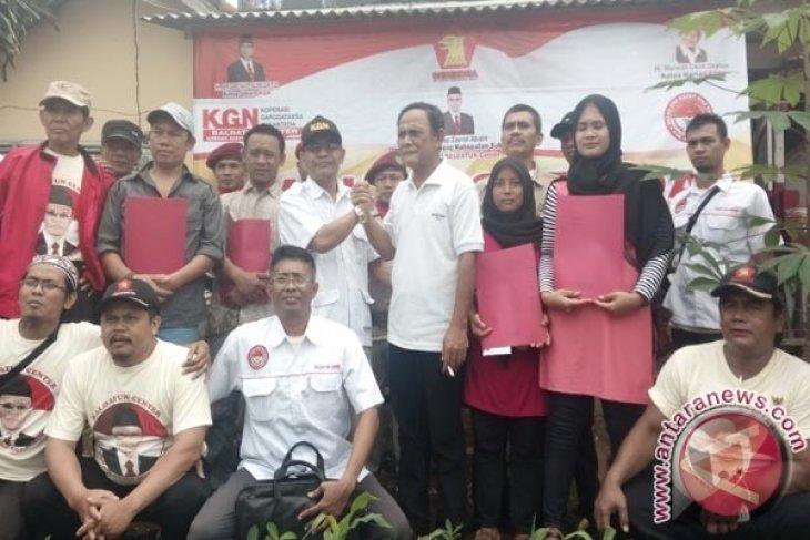 Gerakan Koperasi Garudayaksa Nusantara Baldatun Center Harus Jadi Contoh