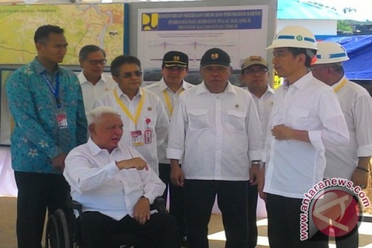 Kedatangan Jokowi Berpengaruh Pada Pembangunan Tol