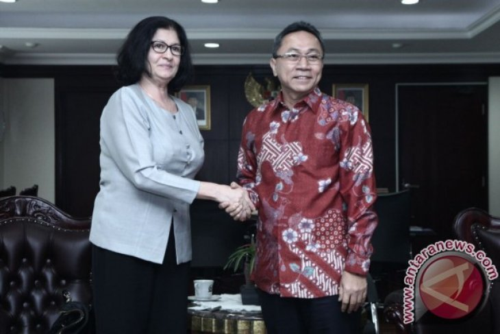 Cuba invites Indonesian MPR chairman