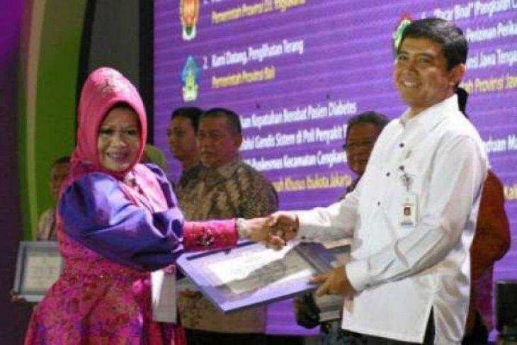 Provinsi Lampung Masuk 12 Besar Terbaik Inovasi Pelayanan Publik