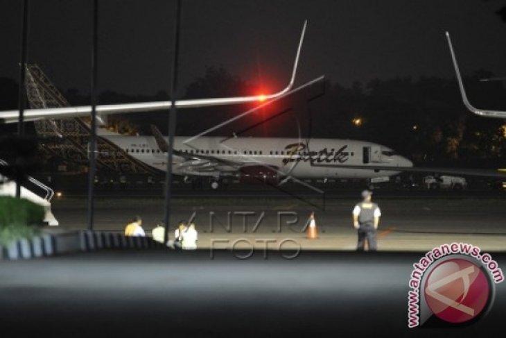 Pesawat Batik Air Bersenggolan dengan Transnusa