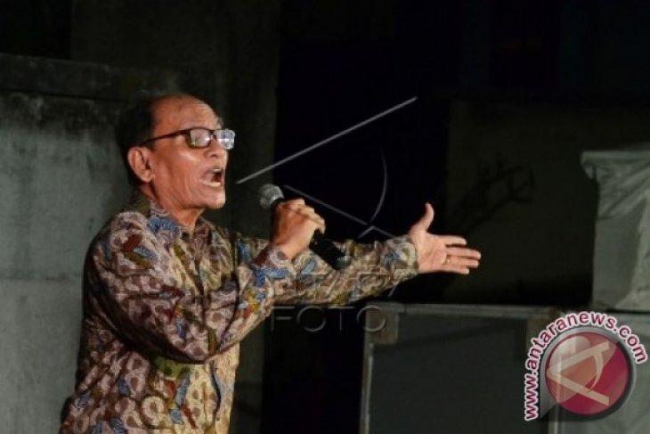 Zawawi Imron Akan Tampil Di Bali