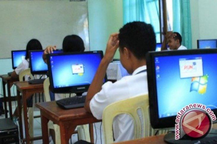 Lima SMP swasta di Jambi numpang pelaksanaan UNBK