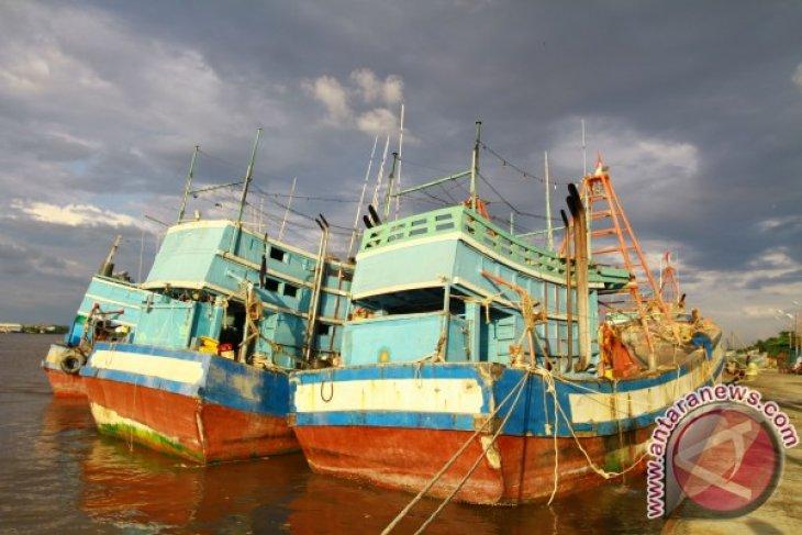 Kapal patroli Hiu tangkap tiga kapal asing pencuri ikan