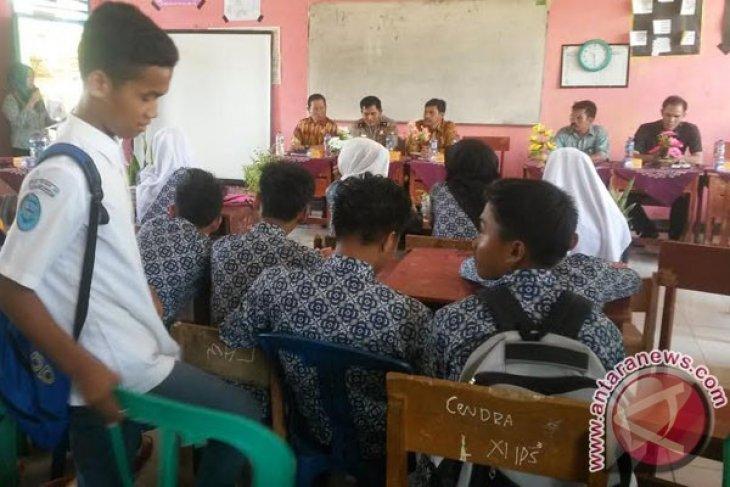 Disdik Bengkulu akan tes urine calon murid