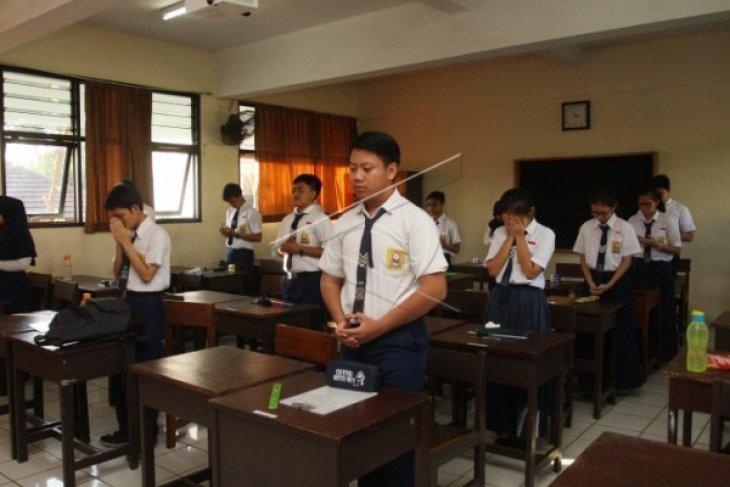 33 siswa SMP Kota Bengkulu dinyatakan DO dan tidak lulus