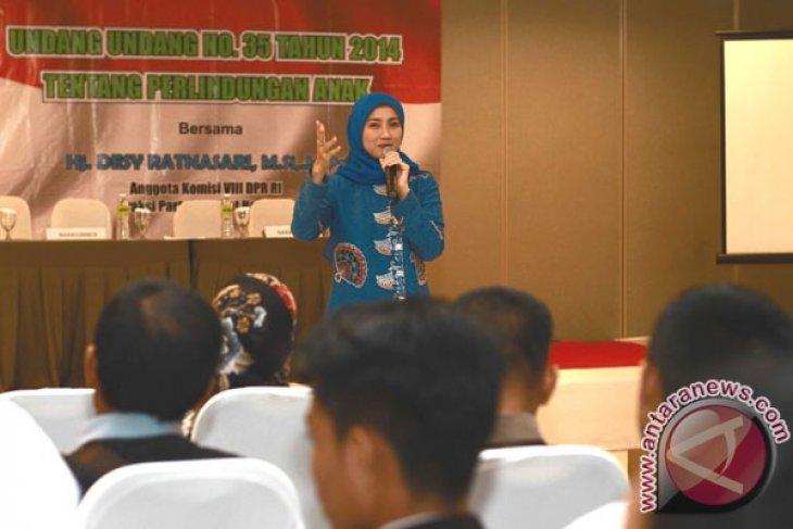 Legislator: Sosialisasikan UU Perlindungan Anak Hingga Pelosok