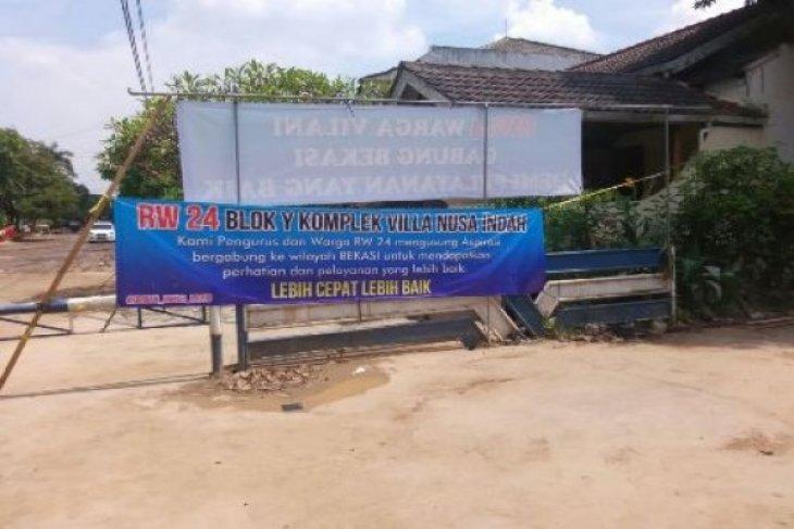 Pemkab Bogor Pertimbangkan Permintaan Warga Gabung Bekasi