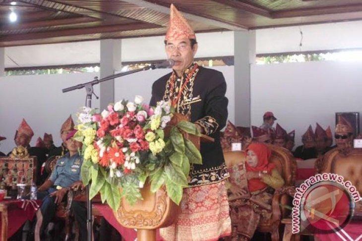Bupati Rejanglebong: Kita Kembangkan potensi seni budaya daerah