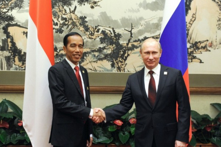 Indonesia, Russia keen on boosting economic ties