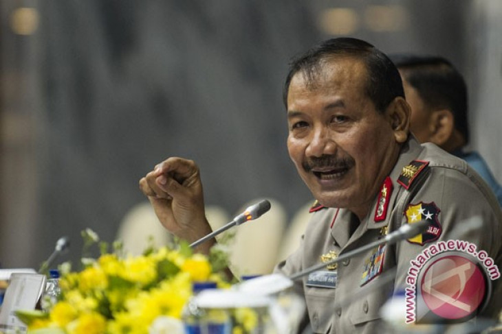 Indonesian police chief calls for anticipatory measures against terrorism