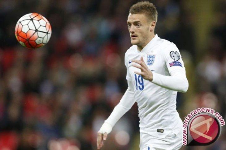 Fokus di klub, Jamie Vardy pensiun dari timnas Inggris