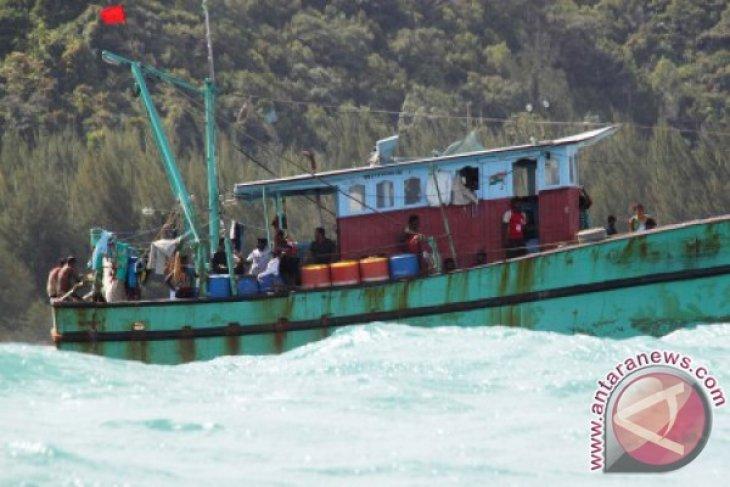 34 nelayan Aceh Timur ditangkap otoritas Thailand