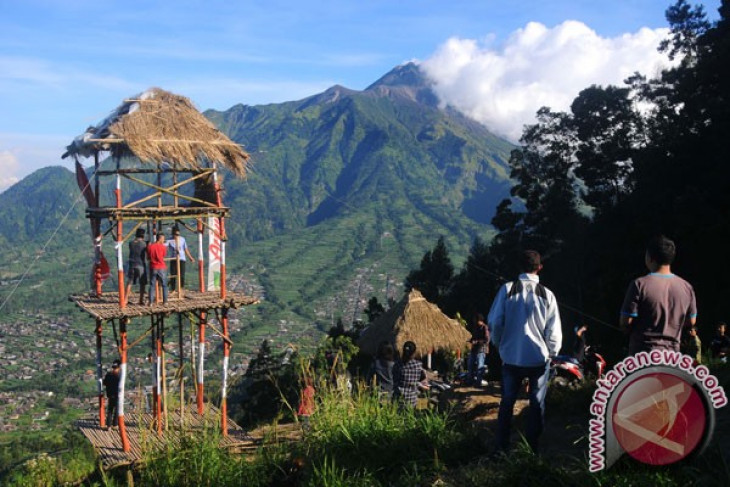 400 thousand foreign tourists expected to visit Sleman