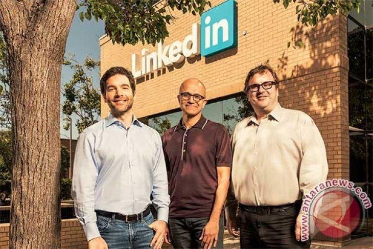 Microsoft Akuisi Jejaring Sosial Profesional LinkedIn