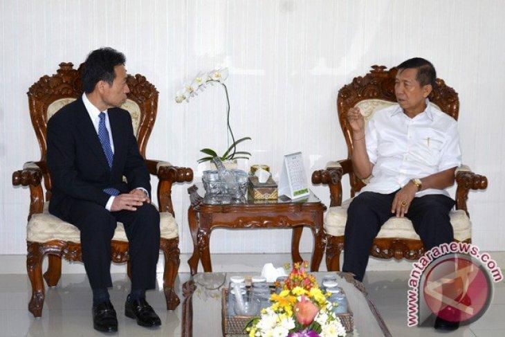 Pemprov Bali terima kunjungan mahasiswa Kumamoto Jepang