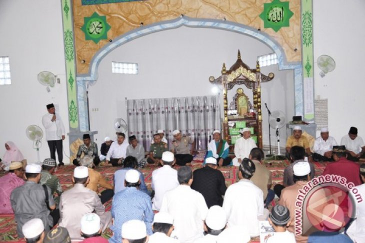 Bupati safari Ramadhan ke Paramasan
