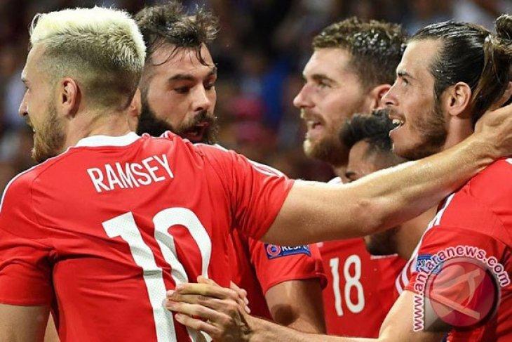 Wales lampaui Inggris di daftar FIFA