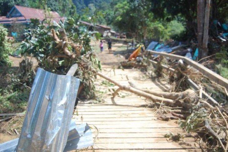 BPBD Data Korban Dan Kerugian Banjir Bandang