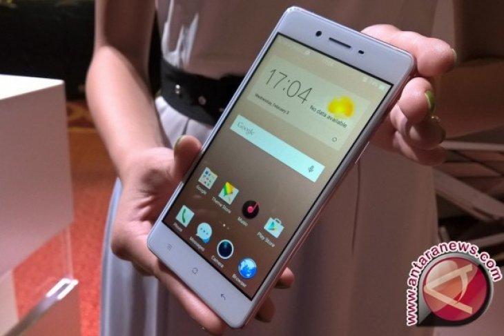 Oppo masuk lima besar produsen smartphone Indonesia