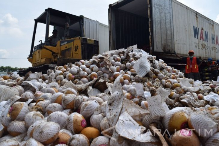 China the biggest imported goods supplier to Indonesia in 2019