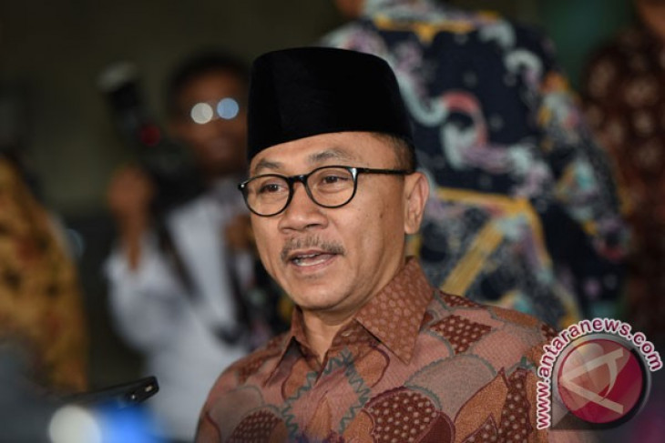 MPR chairman appeals to society to celebrate Lebaran in peace