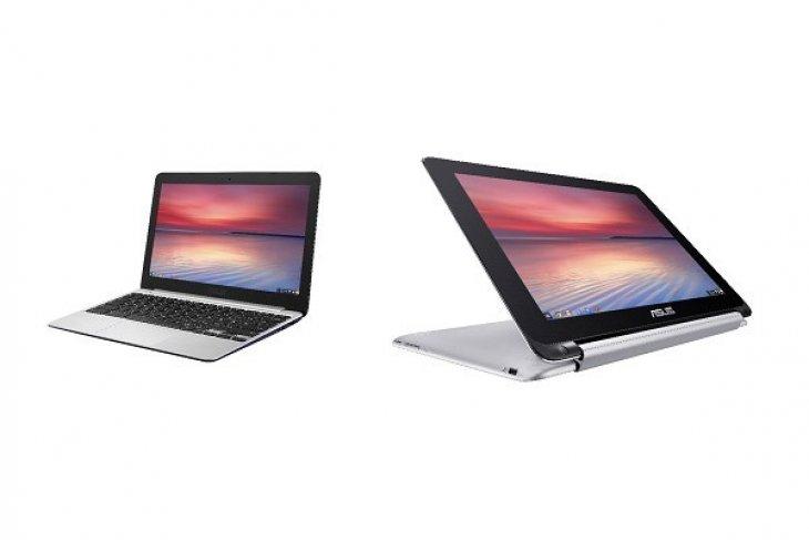 Chromebook Kolaborasi Asus dan Google