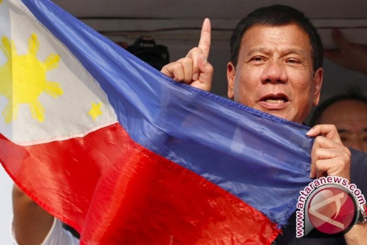 Presiden Filipina Ingin Perpanjang Perang Lawan Narkoba