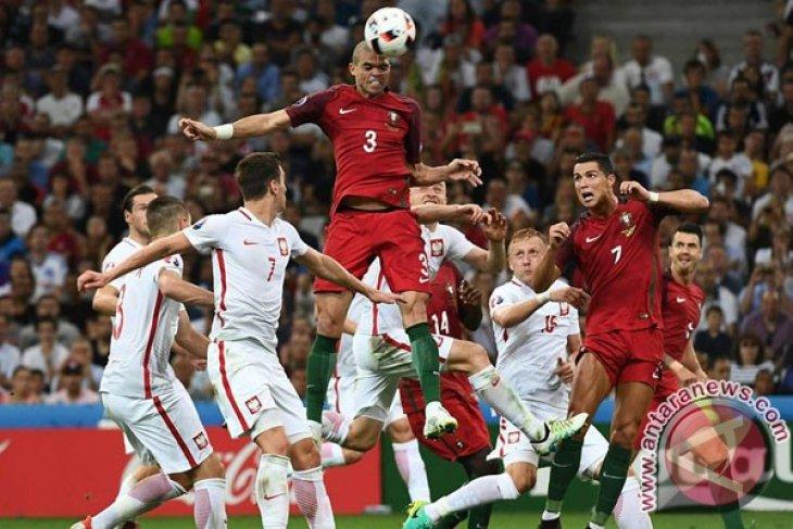 Portugal harus hapus trauma semifinal hadapi Wales
