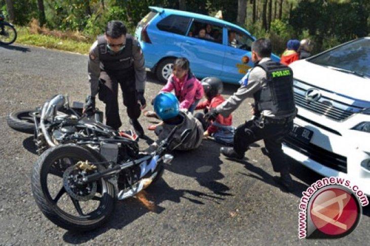 Kecelakaan Lalu Lintas di Bangka Tengah Menurun