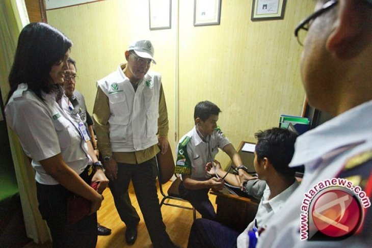 Dinas Kesehatan Banten Siagakan 293 Posko Kesehatan