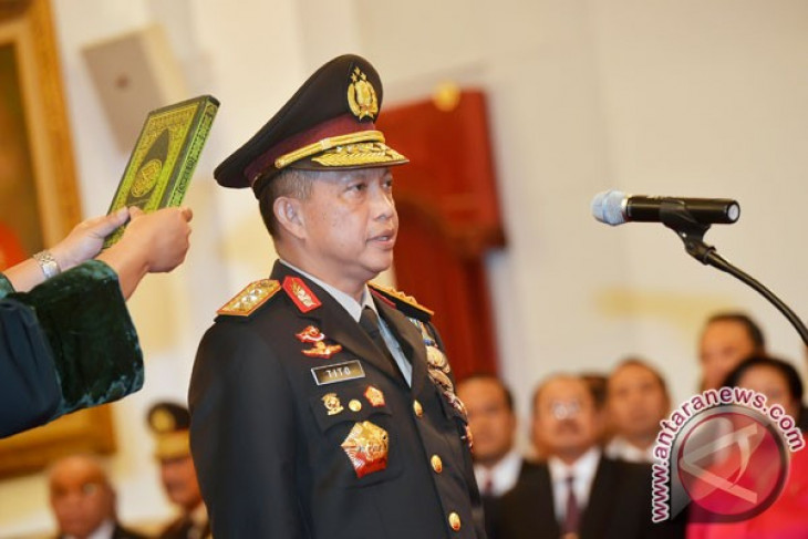 New police chief to focus on handling terrorism