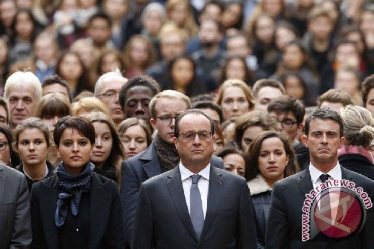 Prancis berkabung tiga hari pasca-serangan Nice